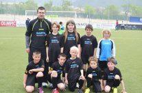 Fussballtrikots für die Grundschule in Es Capdella