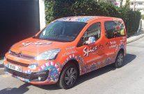 Spice Andratx Firmenwagen