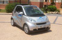 Firmenwagen von Priority Fleet Management auf Mallorca