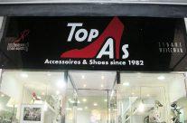 Schuhgeschäfte TOP AS in Palma de Mallorca